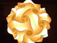 Продаю 3Д лампы Продаю 3Д лампы- освещение нового поколения!   Легкие в монтаже