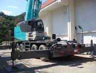Кран Kobelco RK700 грузоподъемность 70 тонн Продается японский самоходный кран п