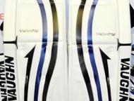 Продам вратарские щитки Продам вратарские хоккейные щитки Vaughn 7480 36 + 1, 5