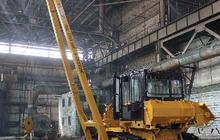 Кран- трубоукладчик ЧЕТРА ТГ-301 г/п 35-40 тонн