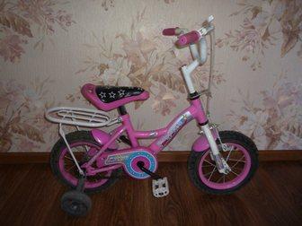 Свежее foto Велосипеды продам детский велосипед 32734521 в Омске