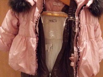 Смотреть фотографию Детская одежда Продам зимний комплект 33851210 в Омске