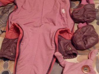 Скачать foto Детская одежда Продам комбинезон-трансформер 33858842 в Омске