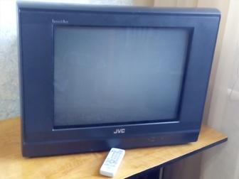 Скачать бесплатно foto  Телевизор JVC диагональ 52см 37505615 в Омске
