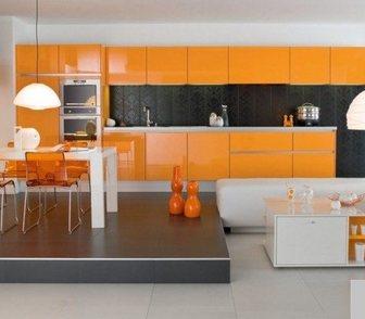Изображение в Мебель и интерьер Мягкая мебель Кухонный гарнитур выполнен в современном в Омске 13000