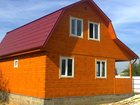 Новое изображение Строительство домов Строительство домов, дач, бань, беседок 32670720 в Орехово-Зуево