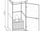 Смотреть foto  Туалет дачный Можайск 39123018 в Можайске