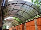 Уникальное изображение Строительные материалы Поликарбонат, Доставка по городу и области, 68419227 в Орле