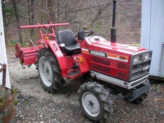Скачать изображение  Трактор SHIBAURA P19F 32700292 в Орле