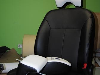 Свежее изображение  Перетяжка салона автомобиля, чехлы, пошив и ремонт, 38256275 в Орле