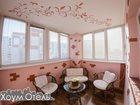 Смотреть фотографию Гостиницы Трехкомнатная квартира, Комсомольская 124/1 32697225 в Оренбурге