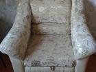 Уникальное foto Мебель для гостиной продам кресло-кровать(металлический каркас) цвет- бежевый с рисунком (цветы) в отличном состоянии, очень комфортное, 67800208 в Оренбурге