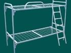 Увидеть фото Мебель для спальни Качественные металлические кровати, недорого 70747135 в Оренбурге