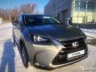 Lexus NX 2.0CVT, 2015, 69000км