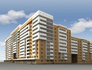 Продается 1 ком, квартира в новом кирпичном доме в Промышленном р-не Продается 1