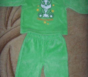 Фото в   Продаётся комплект (кофта +штаны), рост 68 в Оренбурге 350
