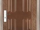 Фотография в Мебель и интерьер Мебель для дачи и сада Входная стальная дверь:  Дверь металлическая в Павловском Посаде 5360