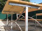 Фотография в Мебель и интерьер Мебель для дачи и сада Реализуем дачные столы. Стол дачный размером в Печоры 2450