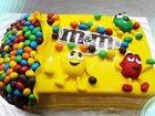 Фото в   Детские торты на заказ из натуральных продуктов, в Пензе 1100
