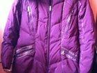 Скачать foto Женская одежда Продам пуховик с натуральным мехом 33085866 в Пензе