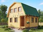 Скачать бесплатно фотографию  СКЭкодом13, Строительство домов из профилированного бруса 33762586 в Пензе