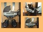 Фото в Для детей Детские коляски Коляска Roan Marita 2 в 1 после 1 ребенка, в Пензе 10000