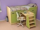 Фото в Для детей Детская мебель Многофункциональная система из МДФ, включает в Пензе 16003