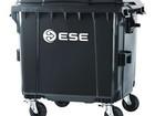 Скачать бесплатно фото Разное Мусорные контейнеры пластиковые и металлические 35867568 в Пензе