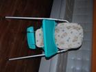 Свежее изображение Детская мебель Продам столик для кормления (он же кресло-качалка и качели) 36955509 в Пензе