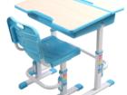 Смотреть фотографию Мебель для детей Еволайф Студи 2 Комплект стол + стул голубой 37521830 в Пензе