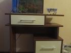 Смотреть изображение Аквариумы Срочно продам аквариум со столиком 40607303 в Пензе