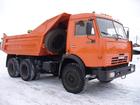Увидеть фотографию Другие строительные услуги Услуги на автомобиле Камаз (самосвал) г/п 13 т, 55930328 в Пензе