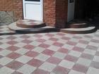Просмотреть изображение Отделочные материалы Полимерпесчаная тротуарная плитка, бордюры 68099725 в Пензе