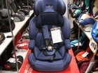 Детское автокресло 2-в-1 сиденье-бустер (9-36 кг)