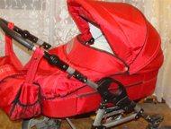 продаю коляску Продается коляска 2 в 1! можно регулировать в 3 положения (лежа,