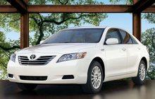Toyota Camry белого цвета для любого мероприятия