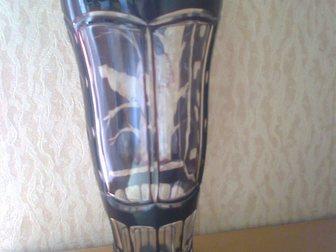 Уникальное изображение Антиквариат Ваза 1962г выпуска с подписью художника гравёра В, Стрельцова! 33695802 в Пензе