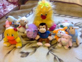 Смотреть фотографию Детские игрушки мягкие игрушки 34044395 в Пензе