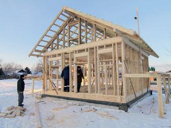 Новое изображение Строительство домов Строители каркасного дома в Пензе 34313868 в Пензе