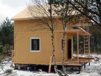 Скачать foto Строительство домов Строители каркасного дома в Пензе 34313868 в Пензе