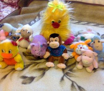 Фото в Для детей Детские игрушки Продаю мягкие игрушки в отличном состоянии в Пензе 50