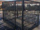 Свежее foto Мебель для спальни Вольеры для животных с дверью разборные 33081629 в Переславле-Залесском