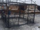Скачать бесплатно foto Строительные материалы Беседка металлическая разборная 33081646 в Переславле-Залесском