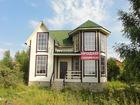 Уникальное фото Дома Новый большой теплый дом с электричеством, у озера Плещеево 39718996 в Переславле-Залесском