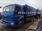 Изображение в Авто Грузовые автомобили КАМАЗ 65115 зерновоз, новый, двс камаз (cummins), в Перми 2650000