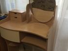 Скачать бесплатно фотографию Мебель для спальни Туалетный столик с зеркалом 35472842 в Перми