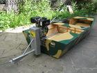 Скачать фотографию Мото Подвесные лодочные моторы болотоходы Аллигатор 35774034 в Перми