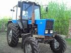 Увидеть фото Сельхозработы Вспашка полей и огородов МТЗ-82 с трехрядным плугом 36724004 в Перми