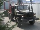 Увидеть foto  В продаже Урал Лесовозный тягач с площадкой с ДВС ЯМЗ 37215228 в Перми