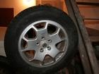 Фотография в Авто Шины Колёса 255/60/R18, зимние шипованные шины, в Перми 14000